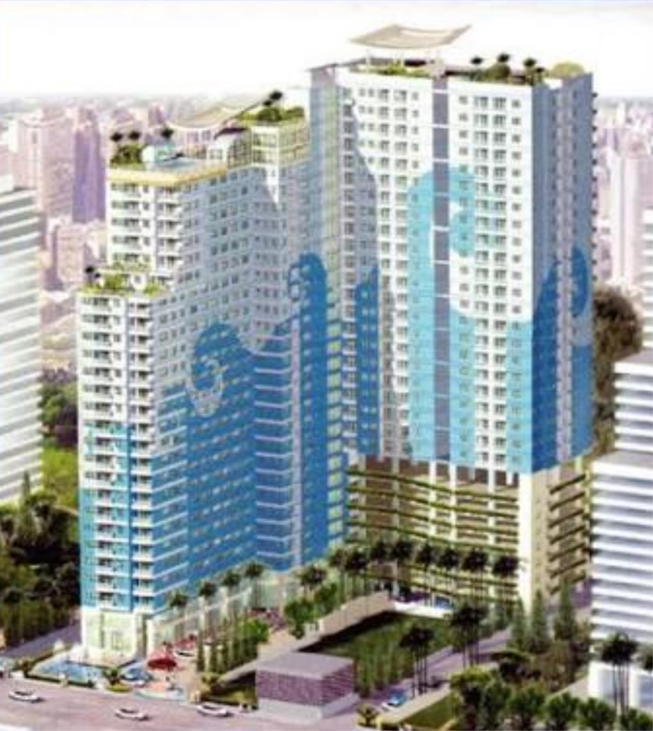 Arken Estate Agency Property Agency near BTS & MRT Agency's For Sale/Rent Supalai Premier Place Asoke 2 bed 2 bath  1
