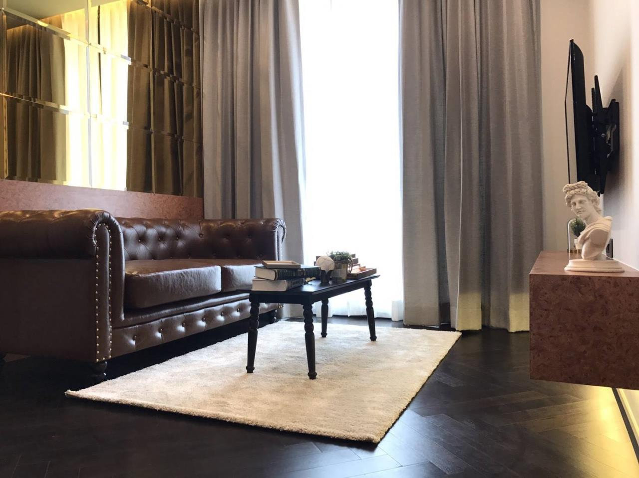Arken Estate Agency Property Agency near BTS & MRT Agency's For Rent The Monument Sanampao 1 bed 2