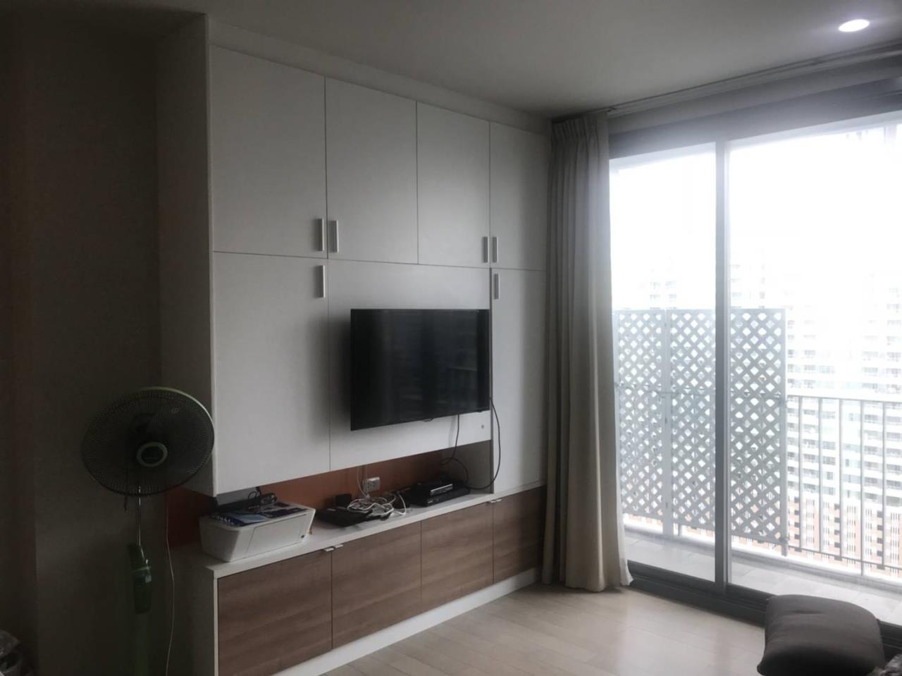 Arken Estate Agency Property Agency near BTS & MRT Agency's For Rent Pyne By Sansiri 1 bed 1