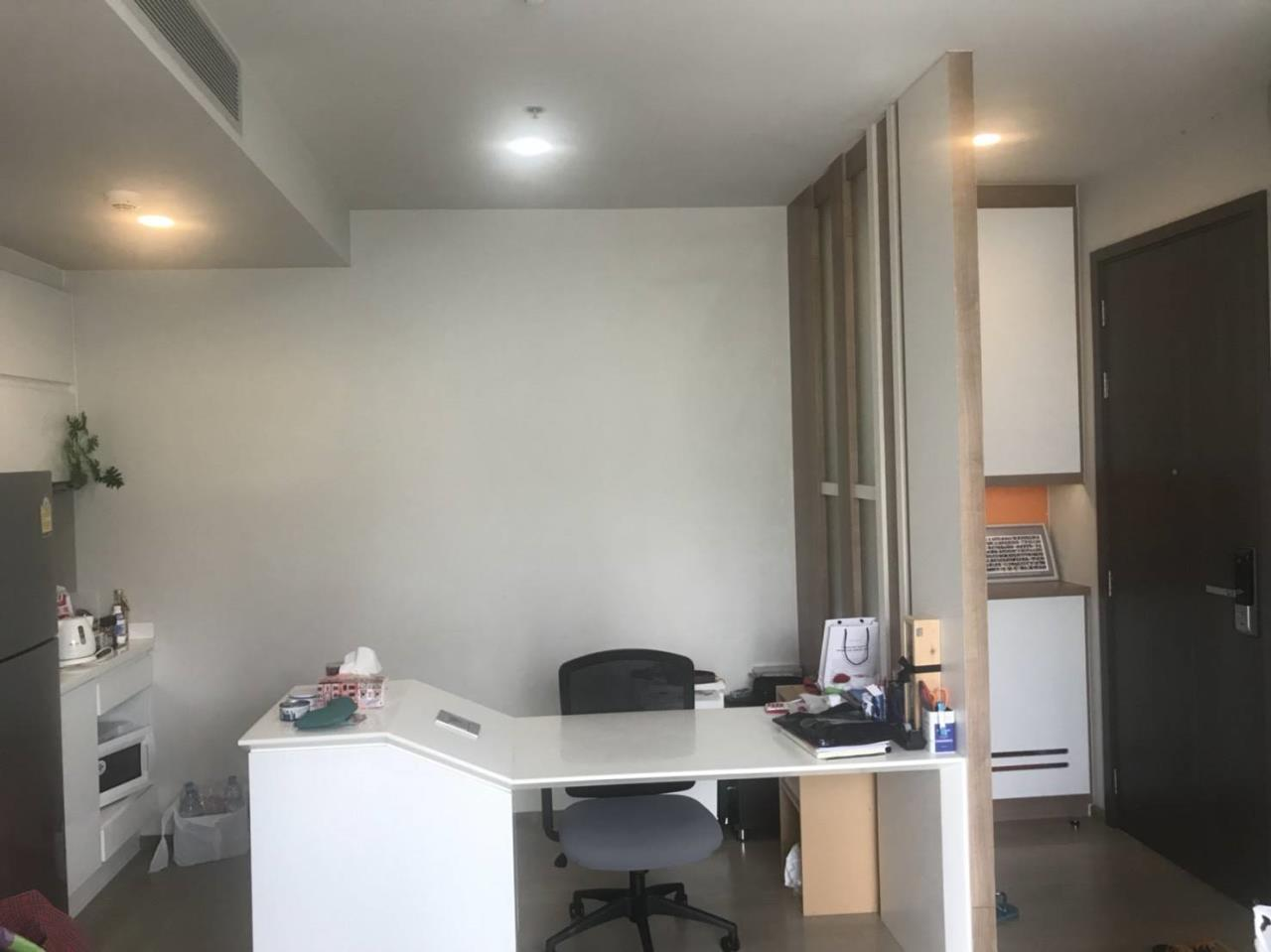 Arken Estate Agency Property Agency near BTS & MRT Agency's For Rent Pyne By Sansiri 1 bed 2