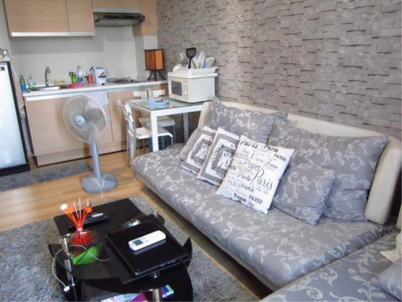 Arken Estate Agency Property Agency near BTS & MRT Agency's For Rent Morningside Heights 1 bed 2