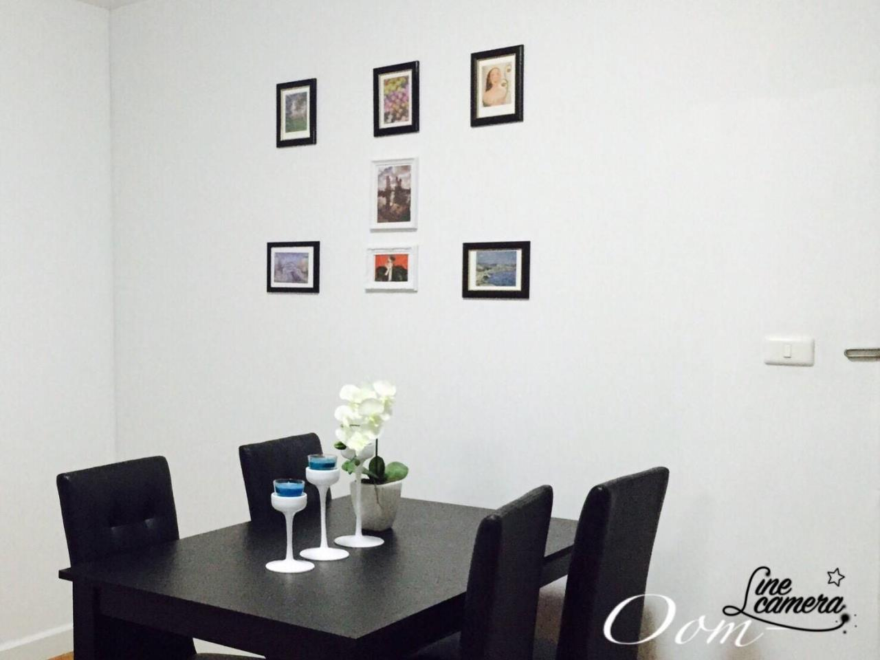Arken Estate Agency Property Agency near BTS & MRT Agency's For Rent Condo One X 1 bed 4