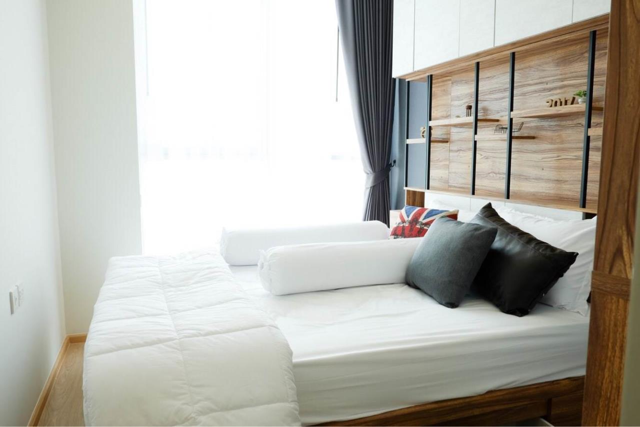 Arken Estate Agency Property Agency near BTS & MRT Agency's For Rent Noble Revolve Ratchada 1 bed 1 bath 4