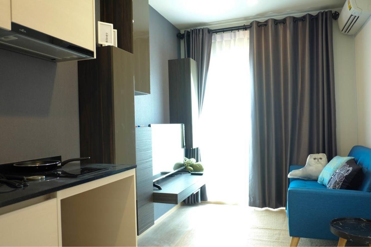 Arken Estate Agency Property Agency near BTS & MRT Agency's For Rent Noble Revolve Ratchada 1 bed 1 bath 3