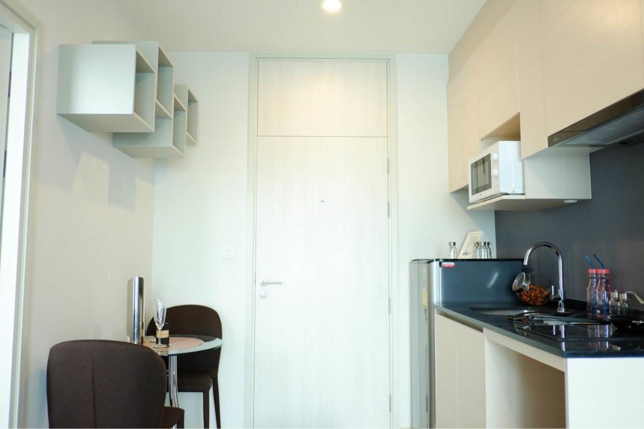 Arken Estate Agency Property Agency near BTS & MRT Agency's For Rent Noble Revolve Ratchada 1 bed 1 bath 5