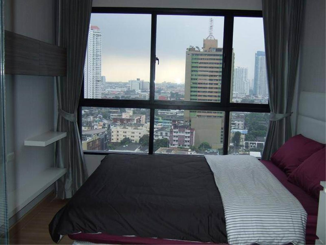 Arken Estate Agency Property Agency near BTS & MRT Agency's For Rent Urbano Absolute 1 bed 3