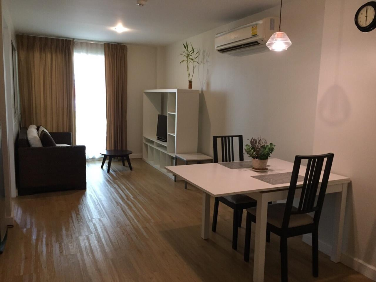 Arken Estate Agency Property Agency near BTS & MRT Agency's For Rent The Clover Thonglor 1 bed 3