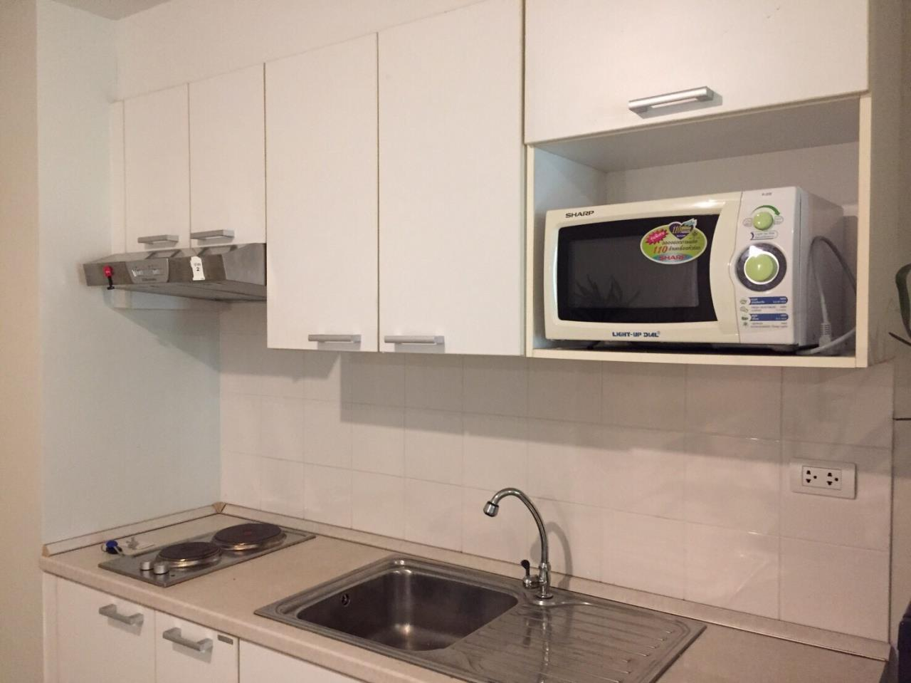 Arken Estate Agency Property Agency near BTS & MRT Agency's For Rent The Clover Thonglor 1 bed 4