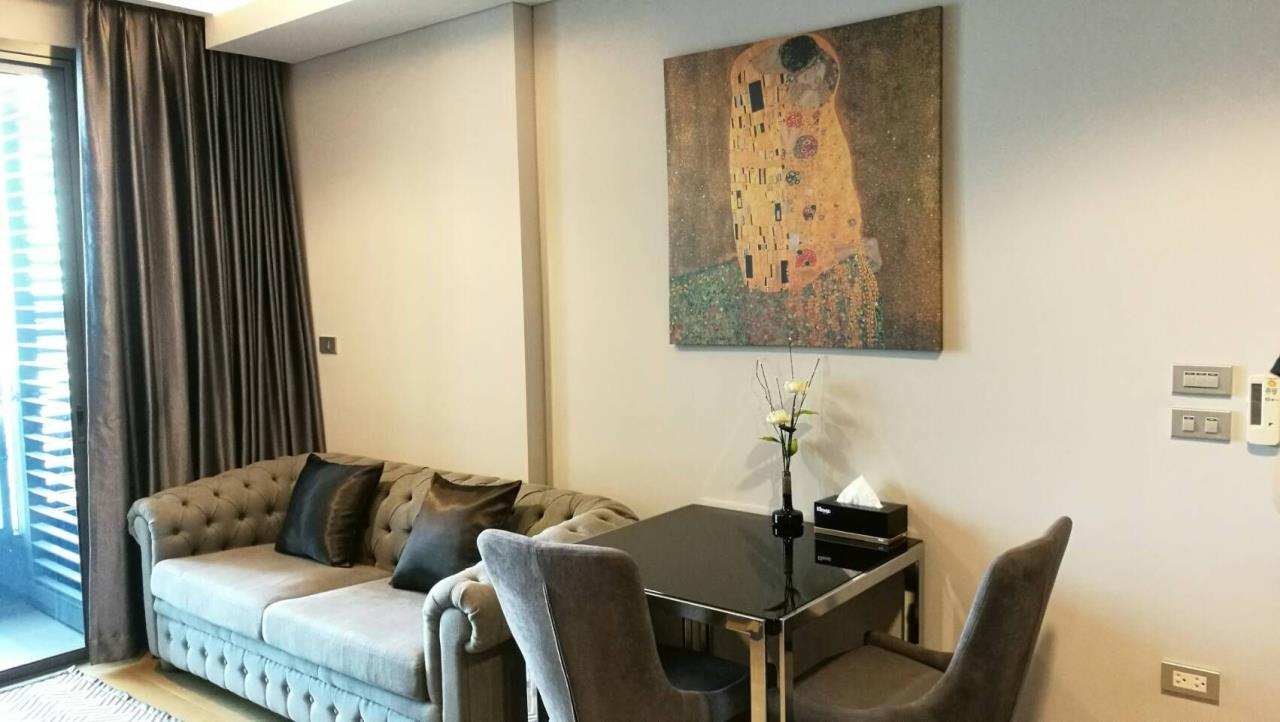 Arken Estate Agency Property Agency near BTS & MRT Agency's For Rent The Lumpini 24, 1 bed 1