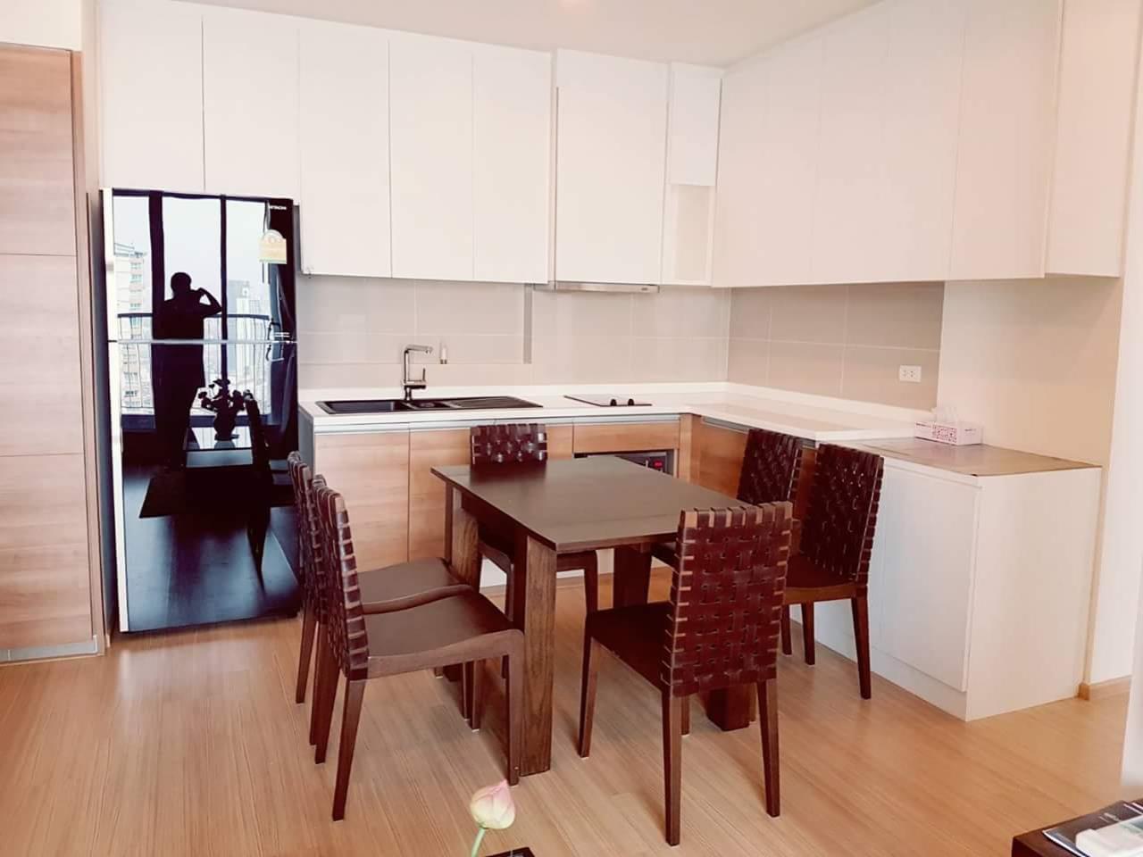 Arken Estate Agency Property Agency near BTS & MRT Agency's For Rent Rhythm Sukhumvit 50, 2 bed 2 bath 5