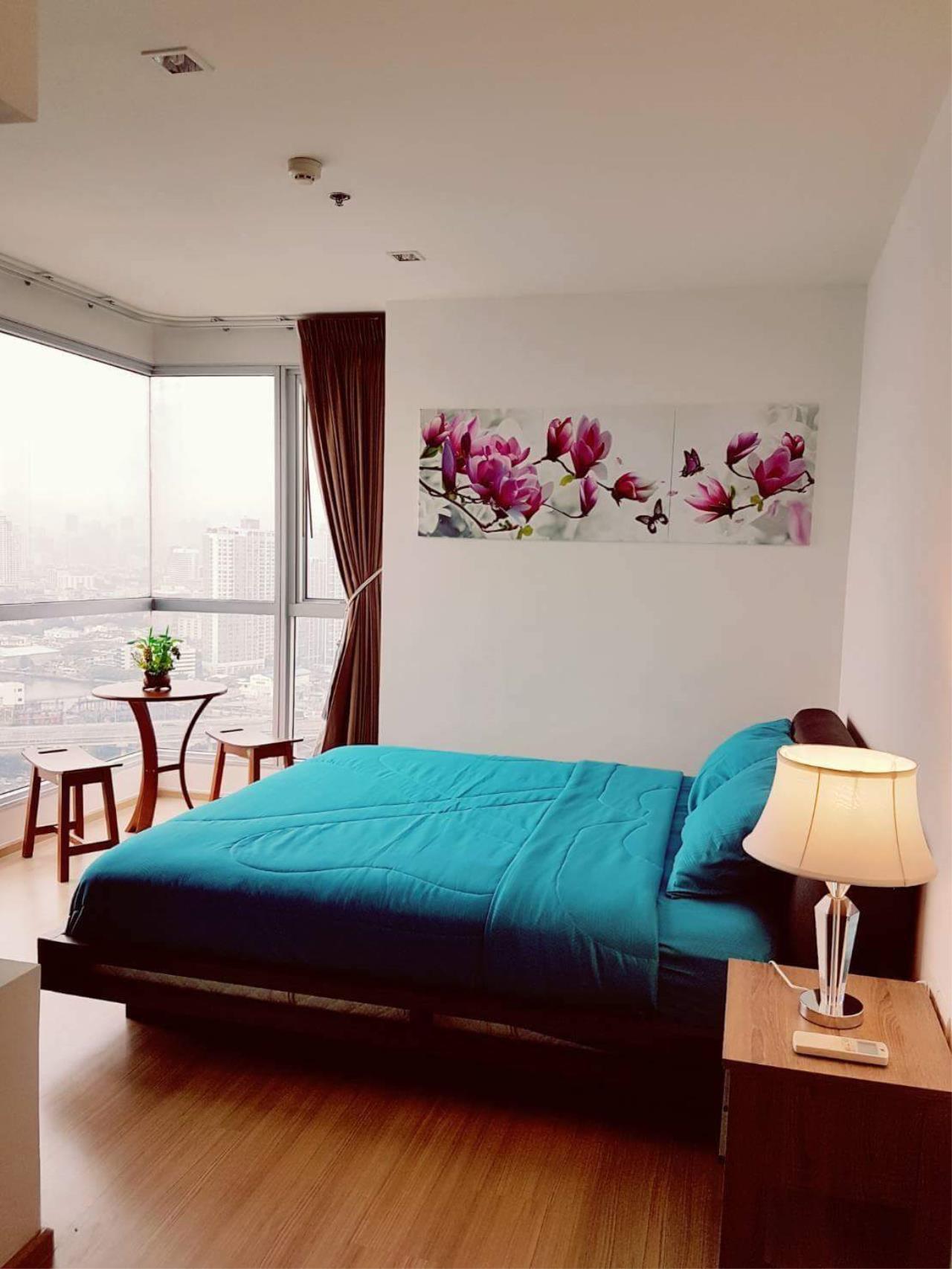 Arken Estate Agency Property Agency near BTS & MRT Agency's For Rent Rhythm Sukhumvit 50, 2 bed 2 bath 3