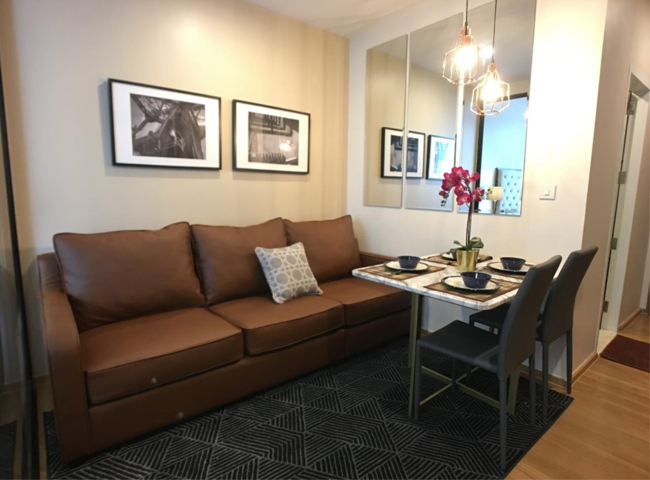 Arken Estate Agency Property Agency near BTS & MRT Agency's For Rent Noble Revo Silom 1 bed 1