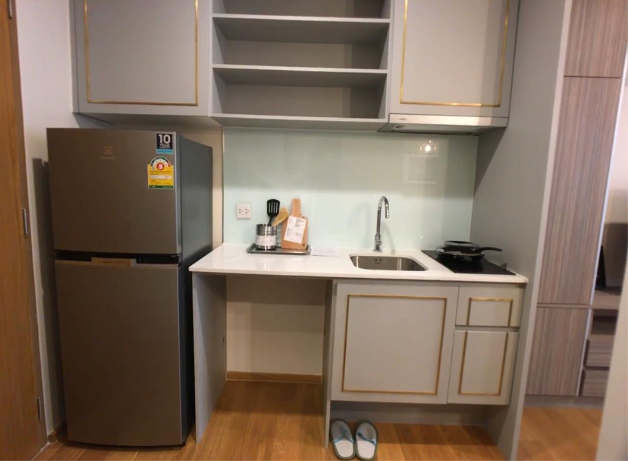 Arken Estate Agency Property Agency near BTS & MRT Agency's For Rent Noble Revo Silom 1 bed 4