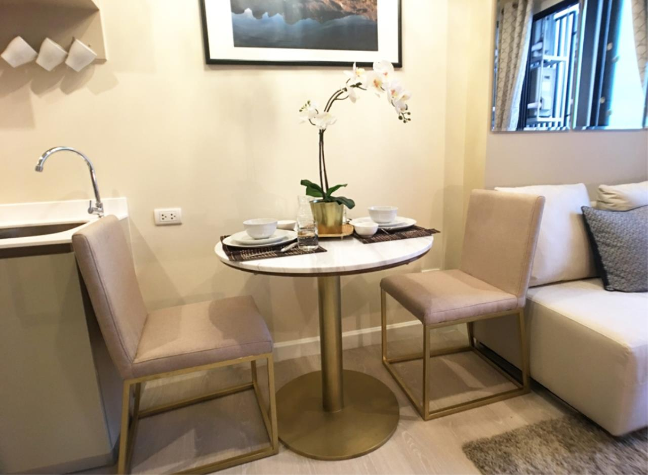 Arken Estate Agency Property Agency near BTS & MRT Agency's For Rent The Niche Pride Thonglor 1 bed 4