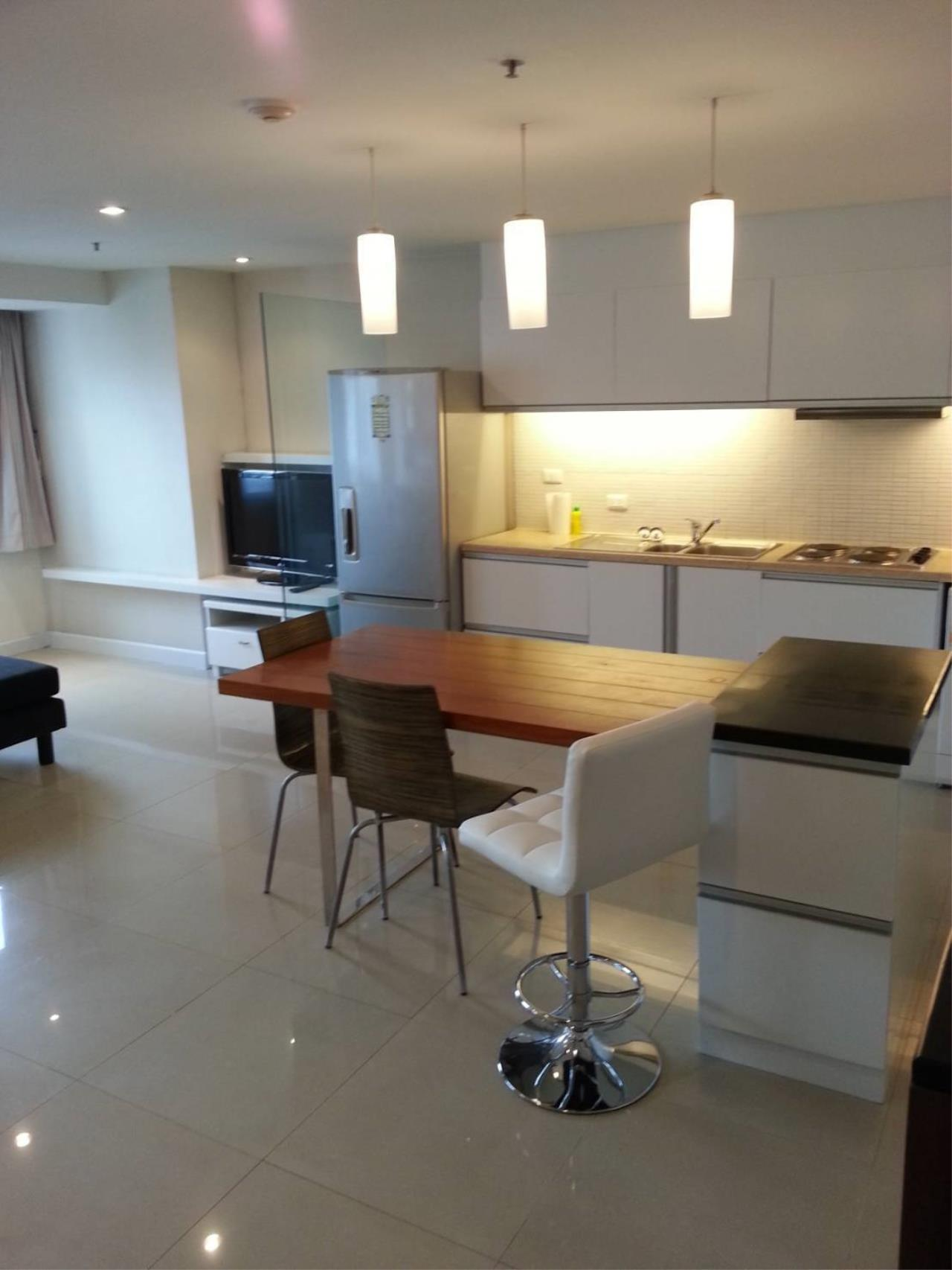 Arken Estate Agency Property Agency near BTS & MRT Agency's For Rent Wittayu Complex 1 bed 1 bath 4