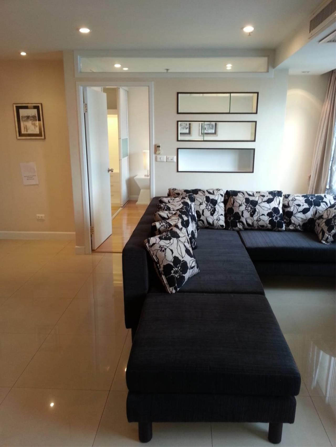 Arken Estate Agency Property Agency near BTS & MRT Agency's For Rent Wittayu Complex 1 bed 1 bath 1