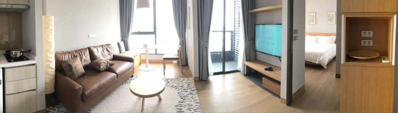 Arken Estate Agency Property Agency near BTS & MRT Agency's For Rent The Lumpini 24, 1 bed 1 bath 3