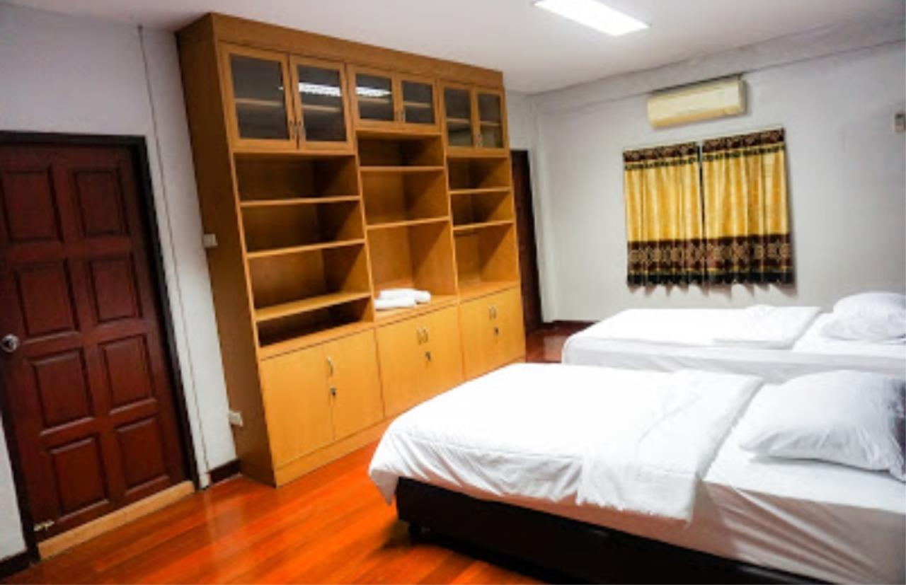Arken Estate Agency Property Agency near BTS & MRT Agency's For Rent Single House Ladphrao 16 4