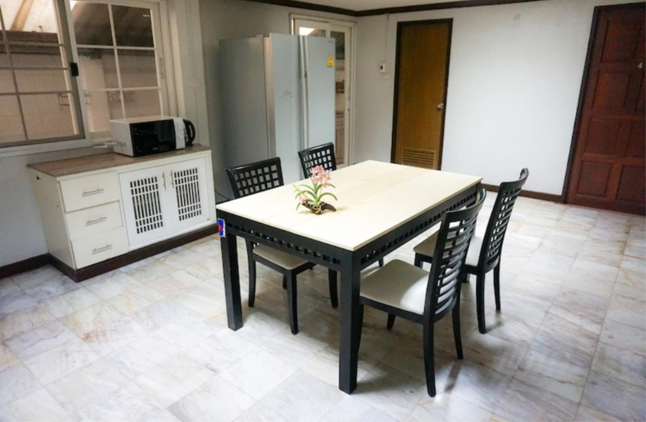 Arken Estate Agency Property Agency near BTS & MRT Agency's For Rent Single House Ladphrao 16 7