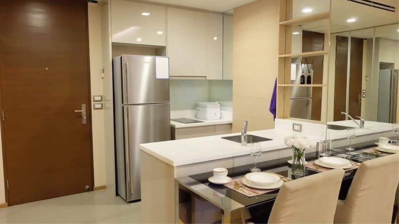 Arken Estate Agency Property Agency near BTS & MRT Agency's For Rent The Address Asoke 1 bed 1 bath 5
