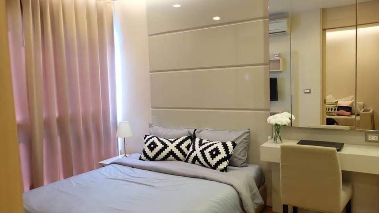 Arken Estate Agency Property Agency near BTS & MRT Agency's For Rent The Address Asoke 1 bed 1 bath 3