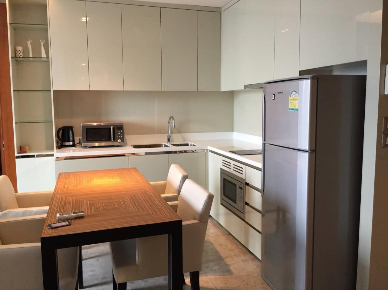 Arken Estate Agency Property Agency near BTS & MRT Agency's For Rent The Address Sukhumvit 28, 2 bed 2 bath 5