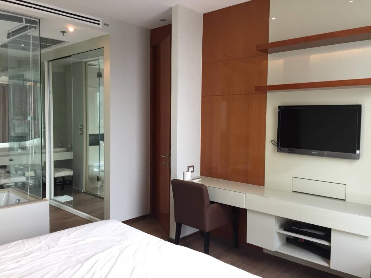 Arken Estate Agency Property Agency near BTS & MRT Agency's For Rent The Address Sukhumvit 28, 2 bed 2 bath 3