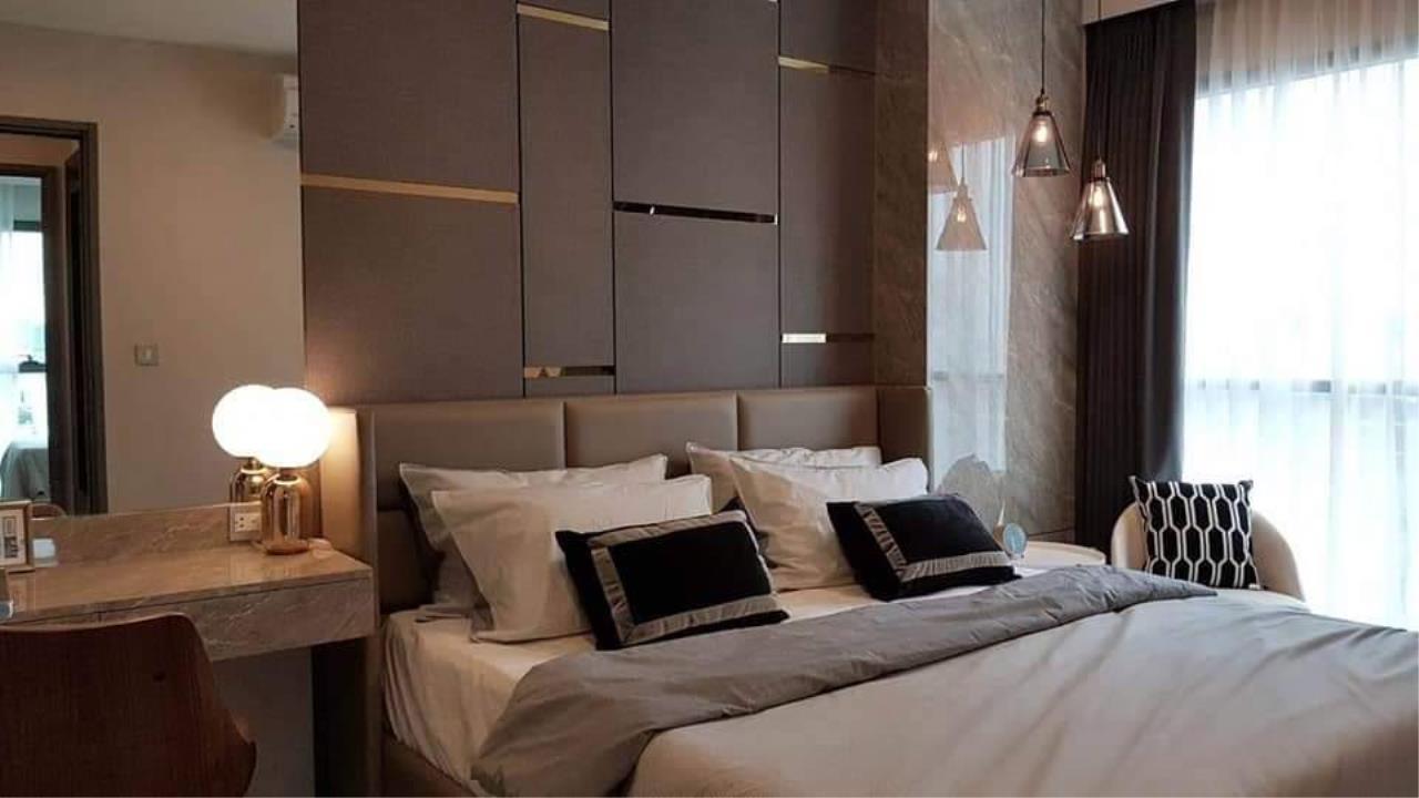 Arken Estate Agency Property Agency near BTS & MRT Agency's For Rent Rhythm Rangnam 2 bed 2 bath 3