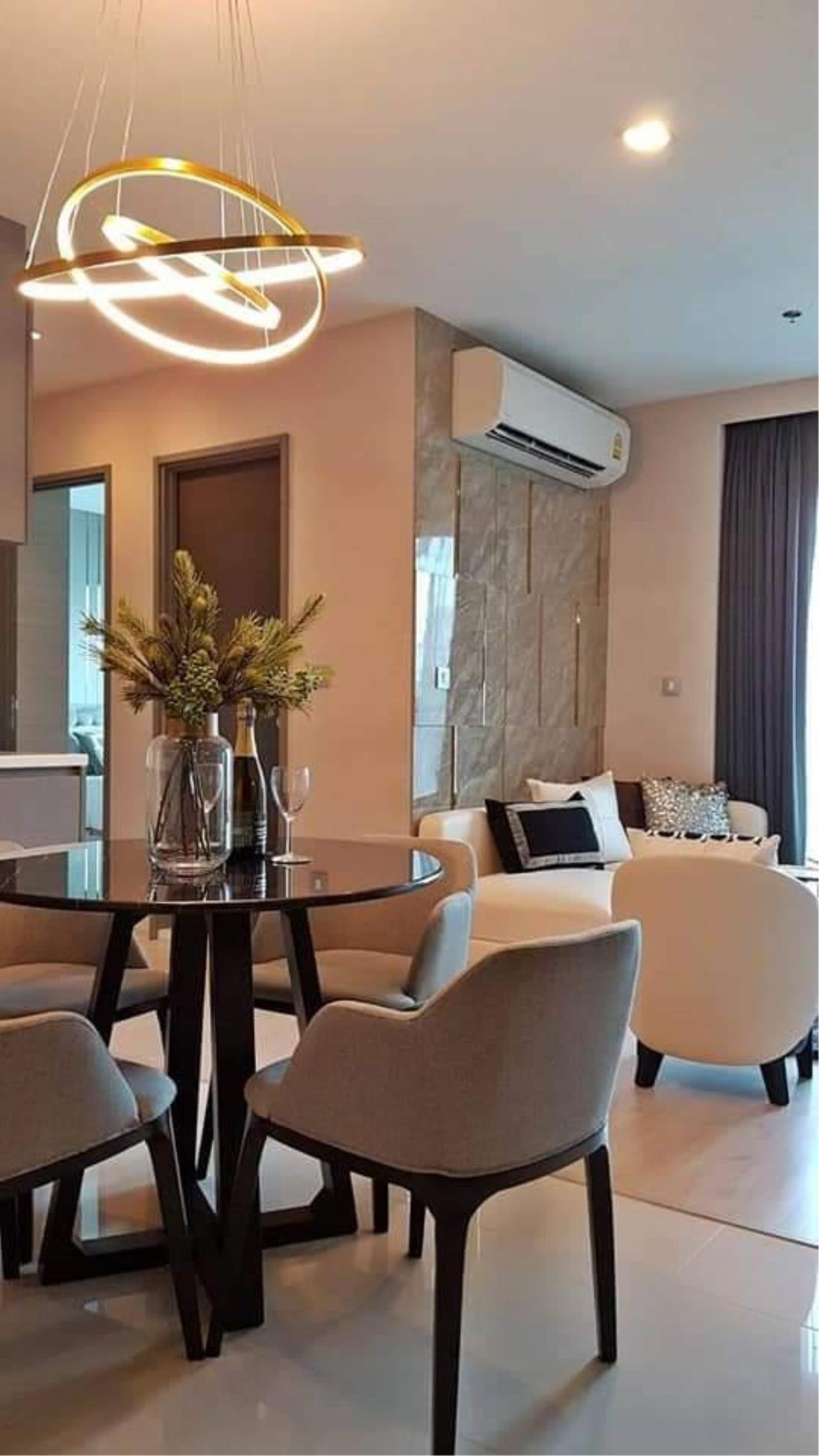 Arken Estate Agency Property Agency near BTS & MRT Agency's For Rent Rhythm Rangnam 2 bed 2 bath 2