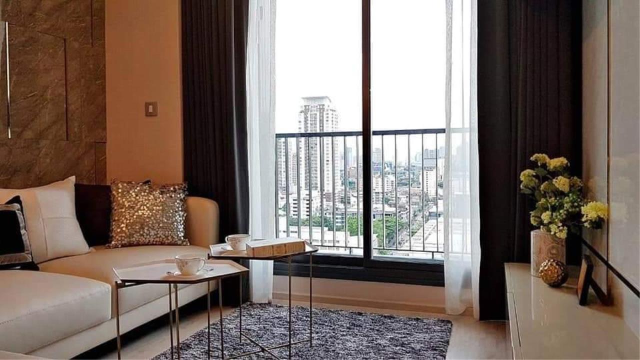 Arken Estate Agency Property Agency near BTS & MRT Agency's For Rent Rhythm Rangnam 2 bed 2 bath 1