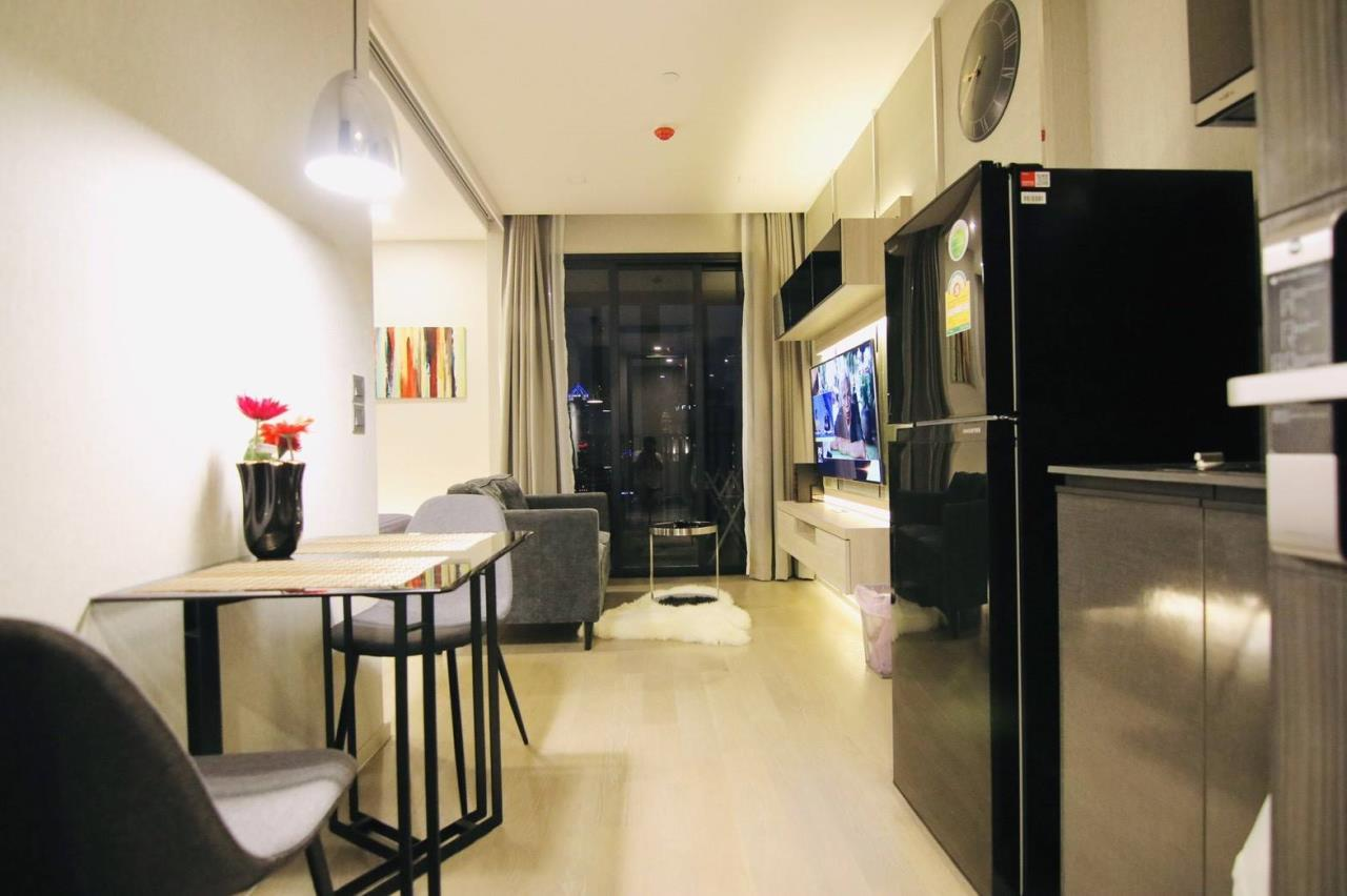 Arken Estate Agency Property Agency near BTS & MRT Agency's For Rent Ashton Asoke 1 bed 1 bath 3