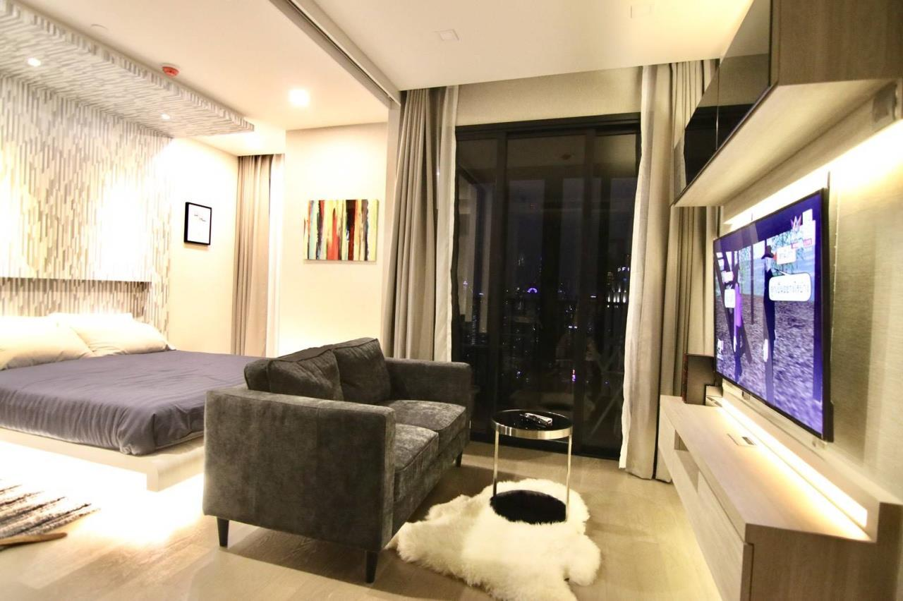 Arken Estate Agency Property Agency near BTS & MRT Agency's For Rent Ashton Asoke 1 bed 1 bath 2