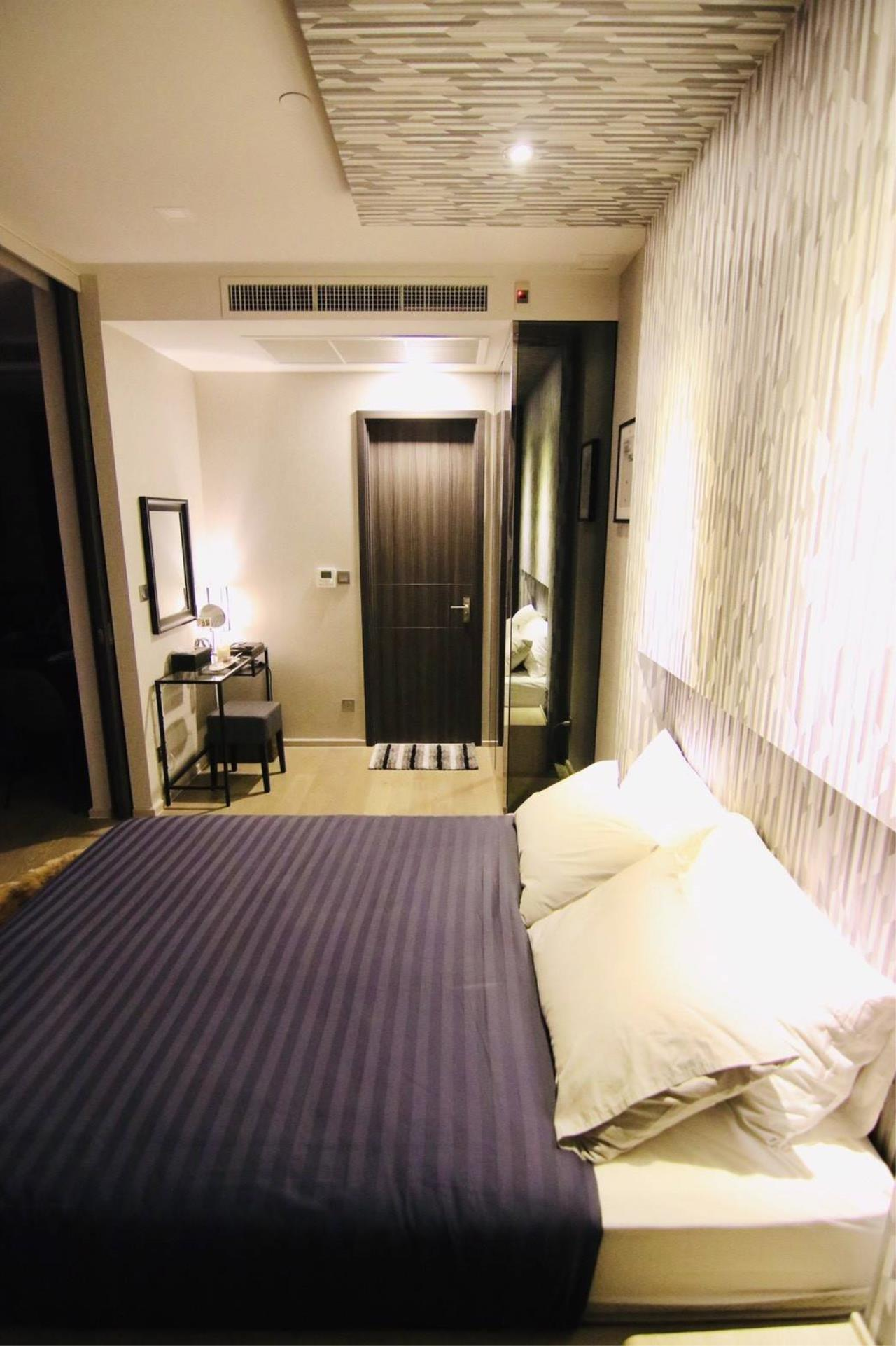 Arken Estate Agency Property Agency near BTS & MRT Agency's For Rent Ashton Asoke 1 bed 1 bath 5