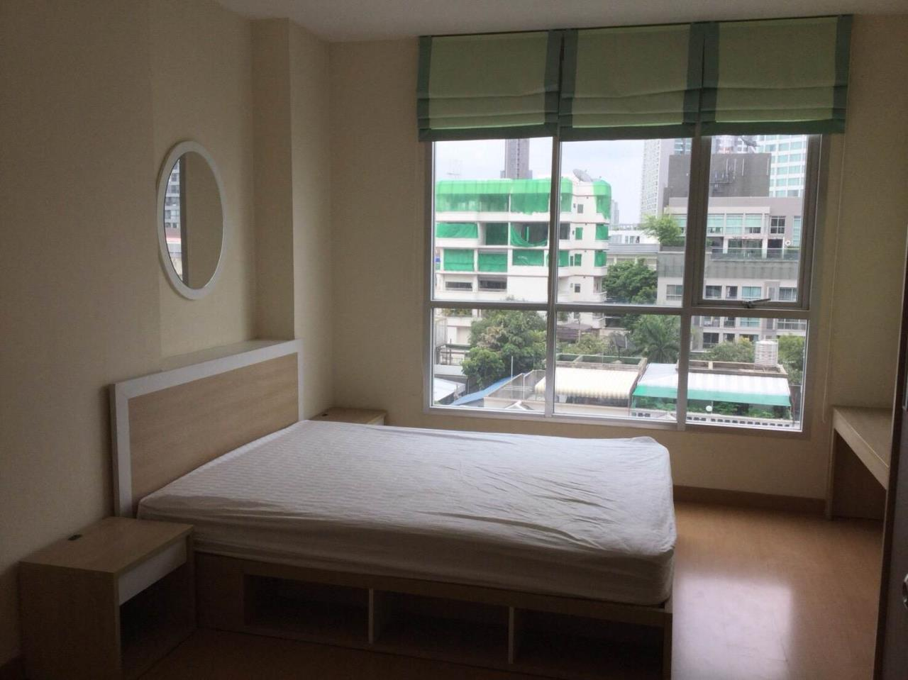 Arken Estate Agency Property Agency near BTS & MRT Agency's For Rent Life@Sukhumvit 65, 1 bed 1 bath 4