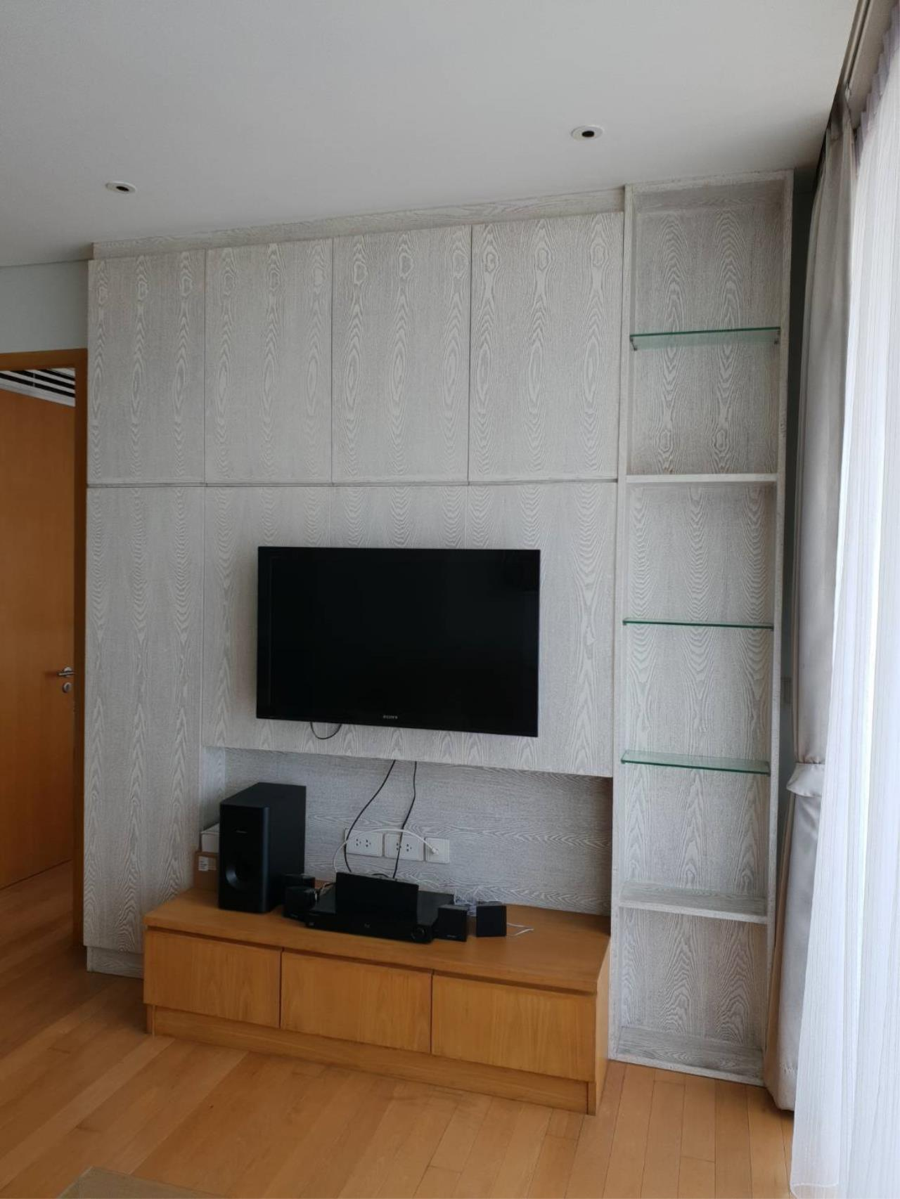 Arken Estate Agency Property Agency near BTS & MRT Agency's For Rent Aequa Sukhumvit 49, 1 bed 1 bath 2