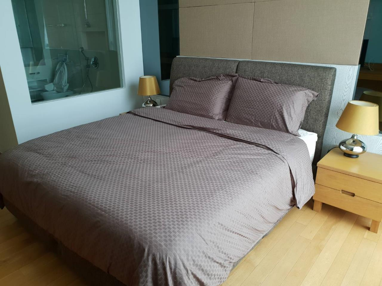 Arken Estate Agency Property Agency near BTS & MRT Agency's For Rent Aequa Sukhumvit 49, 1 bed 1 bath 3