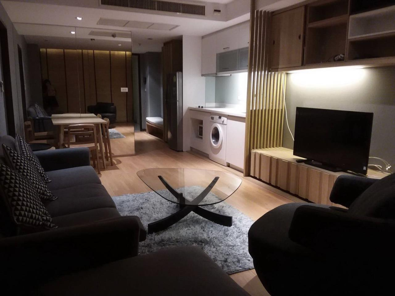 Arken Estate Agency Property Agency near BTS & MRT Agency's For Rent The Alcove Thonglor 10, 1 bed 1 bath 5