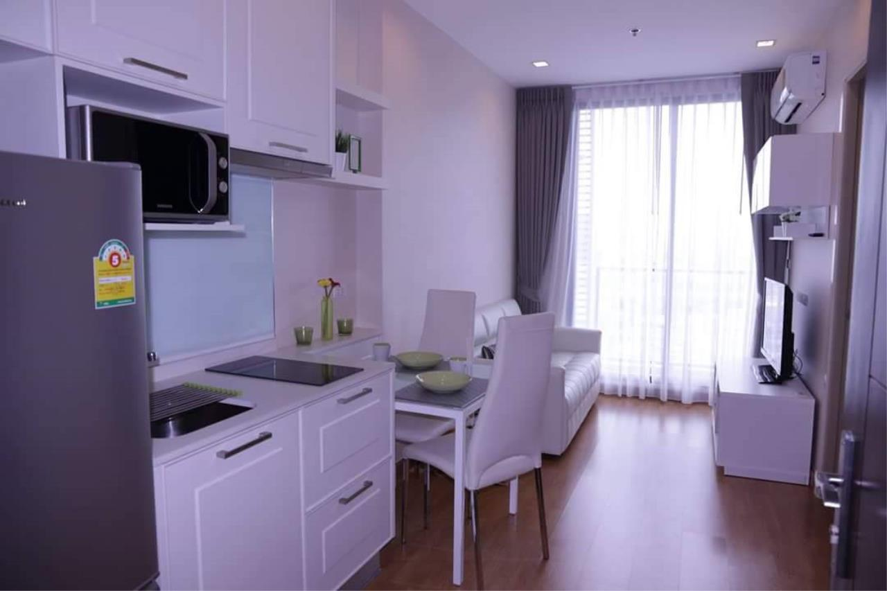 Arken Estate Agency Property Agency near BTS & MRT Agency's For Rent Q House Sukhumvit 79, 1 bed 1 bath 3