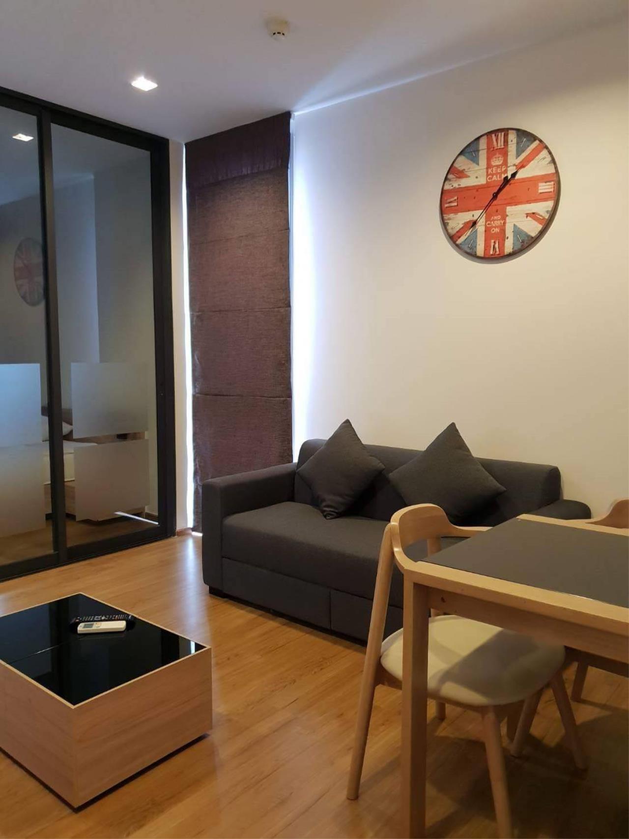 Arken Estate Agency Property Agency near BTS & MRT Agency's For Rent Hasu Haus 1 bed 1 bath 3