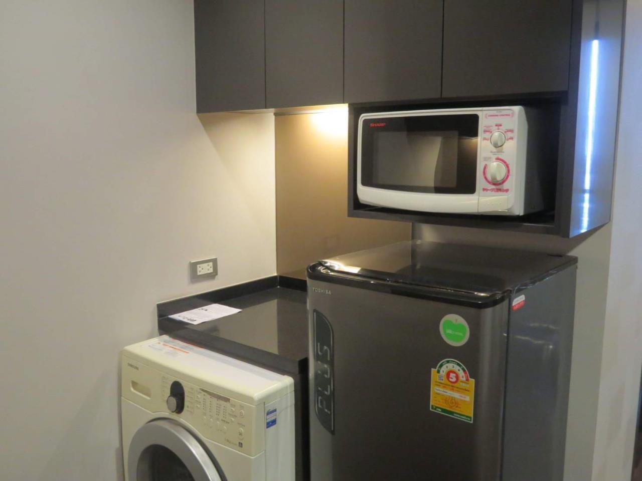 Arken Estate Agency Property Agency near BTS & MRT Agency's For Sale The Lumpini 24, 1 bed 1 bath 7