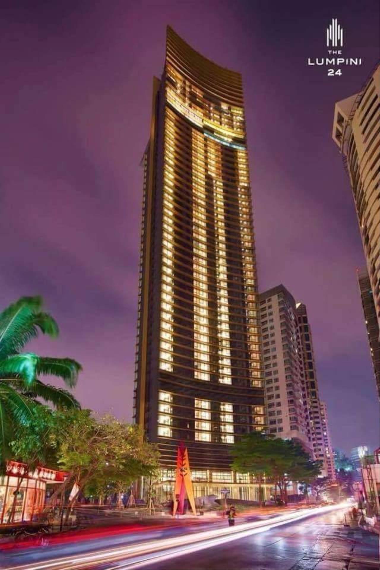 Arken Estate Agency Property Agency near BTS & MRT Agency's For Sale The Lumpini 24, 1 bed 1 bath 1