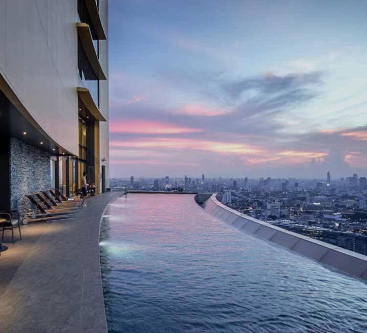 Arken Estate Agency Property Agency near BTS & MRT Agency's For Sale The Lumpini 24, 1 bed 1 bath 2