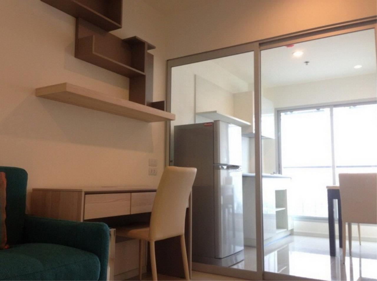 Arken Estate Agency Property Agency near BTS & MRT Agency's For Sale Aspire Sukhumvit 48, 1 bed 1 bath 6