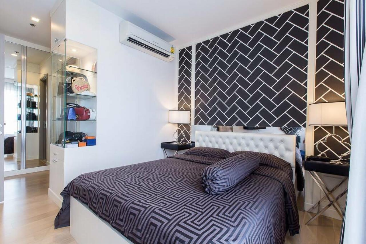 Arken Estate Agency Property Agency near BTS & MRT Agency's For Rent HQ By Sansiri 1 bed 1 bath 6