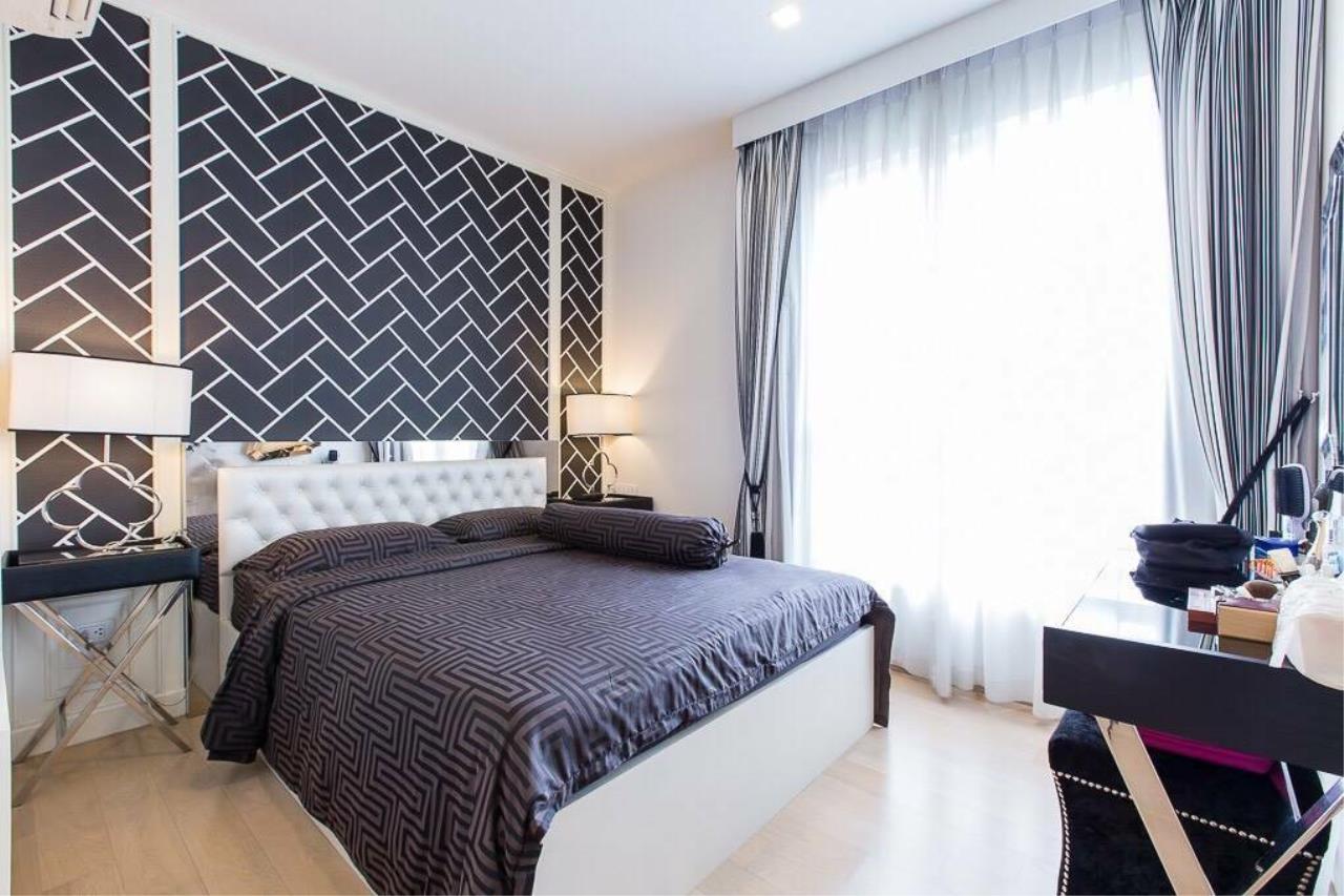 Arken Estate Agency Property Agency near BTS & MRT Agency's For Rent HQ By Sansiri 1 bed 1 bath 5