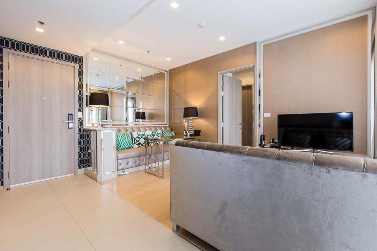 Arken Estate Agency Property Agency near BTS & MRT Agency's For Rent HQ By Sansiri 1 bed 1 bath 4