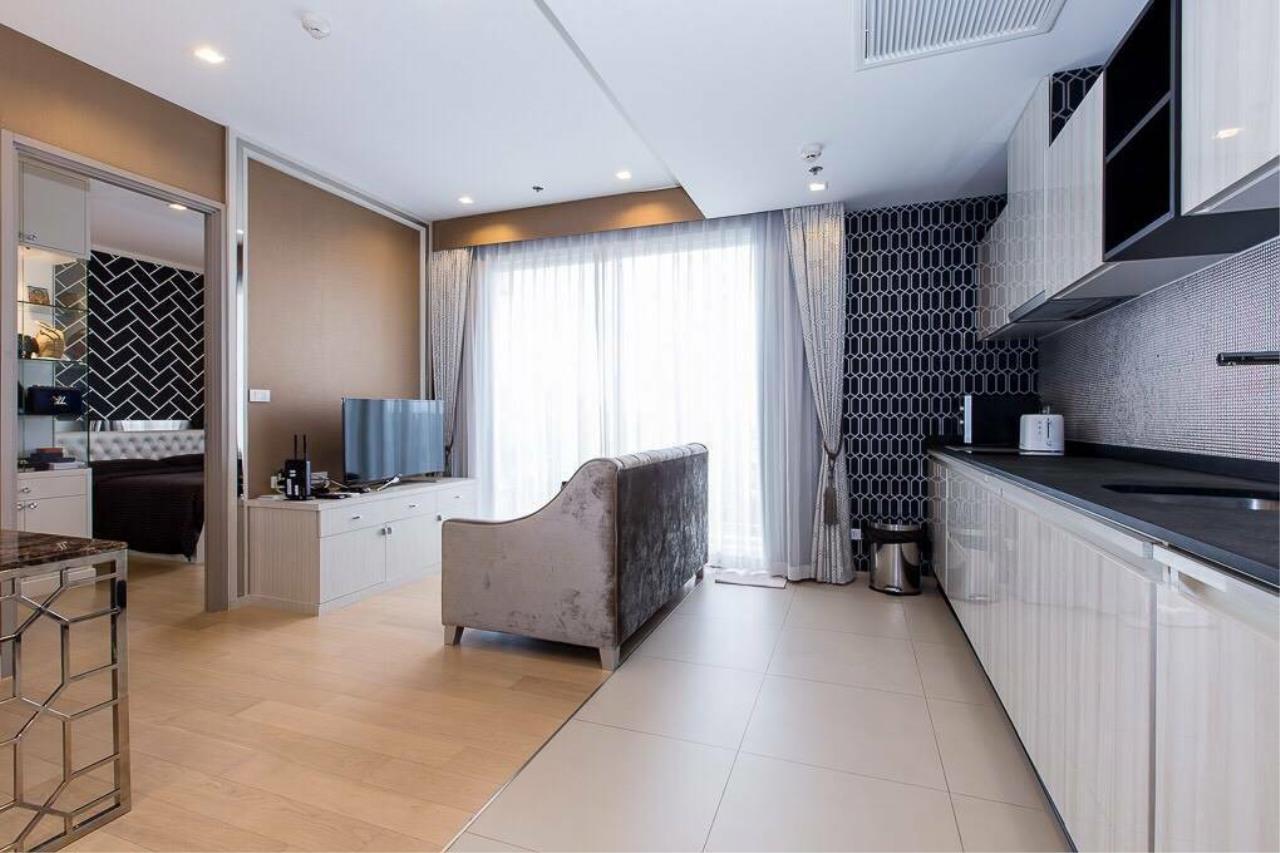 Arken Estate Agency Property Agency near BTS & MRT Agency's For Rent HQ By Sansiri 1 bed 1 bath 3