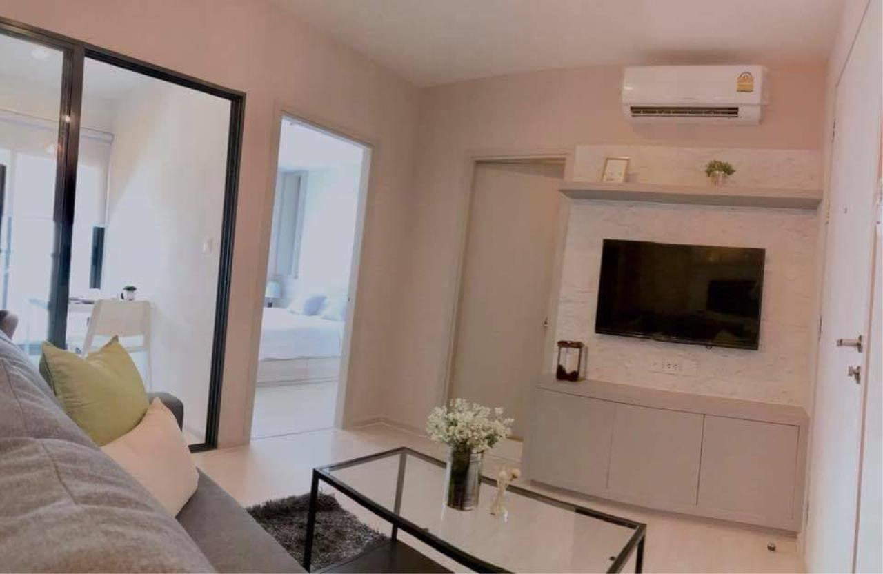 Arken Estate Agency Property Agency near BTS & MRT Agency's For Rent Life Sukhumvit 48, 1 bed 1 bath 2