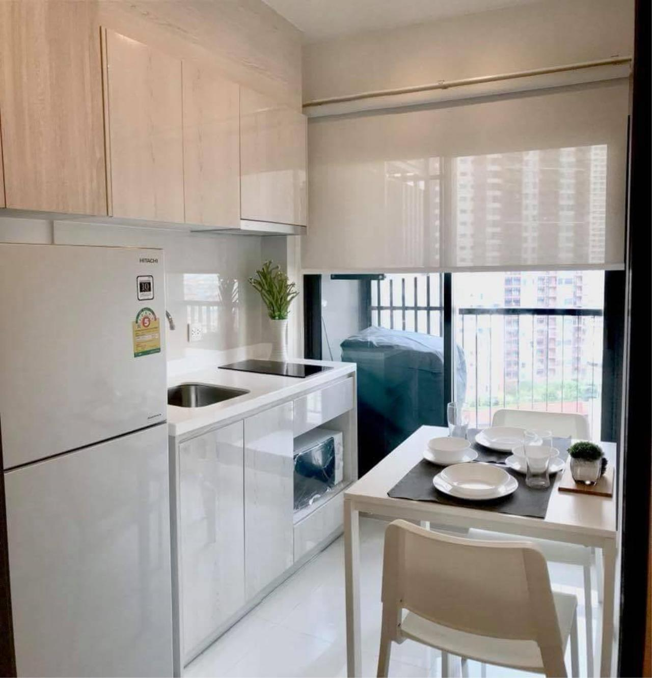 Arken Estate Agency Property Agency near BTS & MRT Agency's For Rent Life Sukhumvit 48, 1 bed 1 bath 6