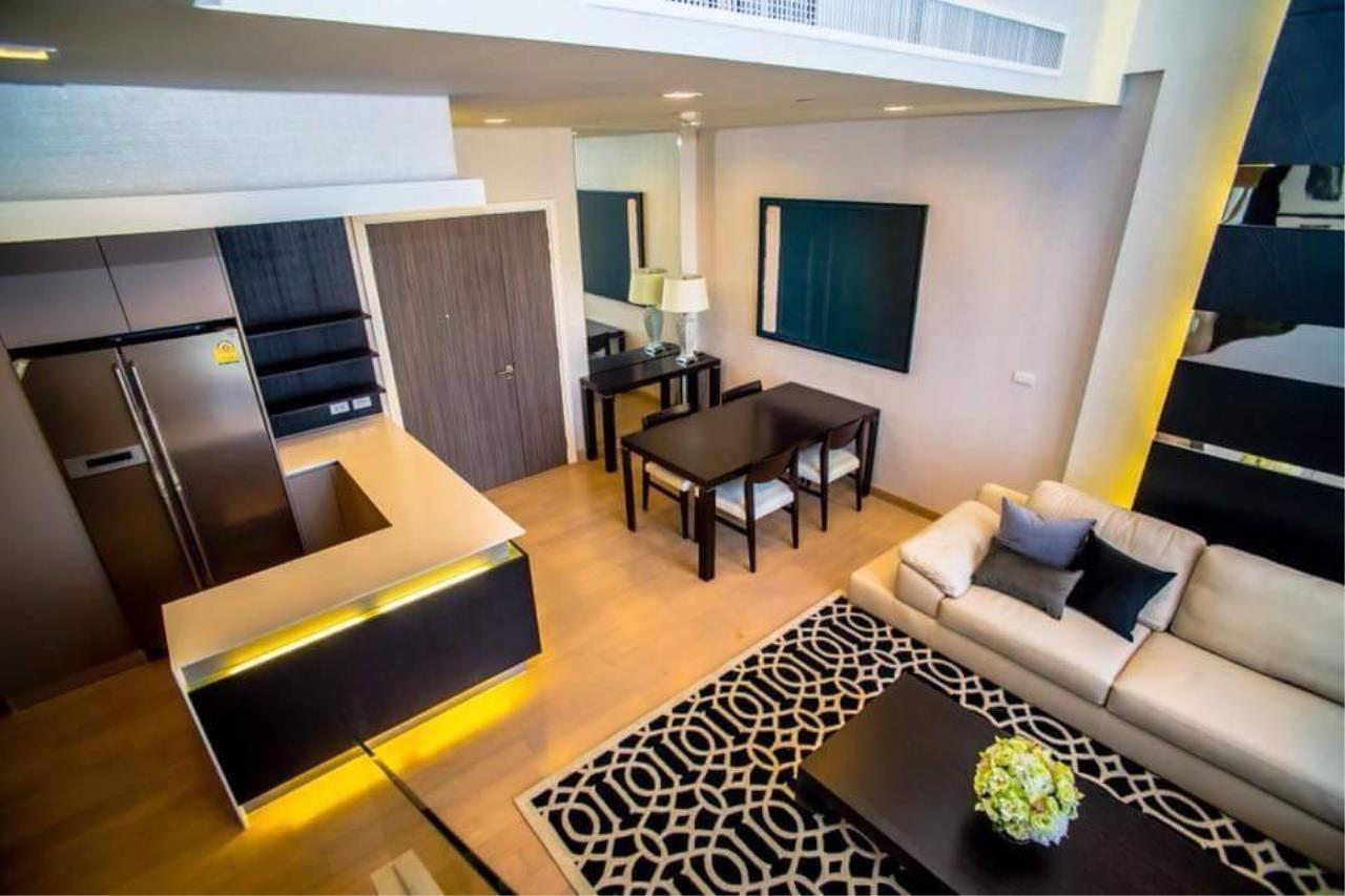 Arken Estate Agency Property Agency near BTS & MRT Agency's For Rent Urbano Absolute Sathorn-Taksin, Duplex Penthouse 3 bed 3 bath 8